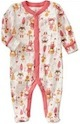 Old Navy Baby One-Piece Sleeper Recall [Canada]