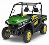 John Deere RSX850i Recreational Vehicles