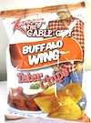 Buffalo Wing Flavored Tater Chips