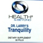 Tranquility Nutritional Supplements