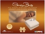 Sleeping Beauty Electric Blanket