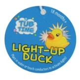 Toy Light-Up Duck