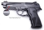 Crosman Air Pistol