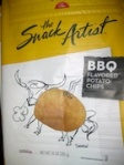 Safeway Snack Artist BBQ Potato Chip