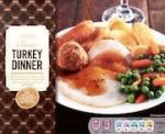 Tesco Frozen Classic Turkey Dinner