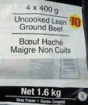 Belmont Meats Lean Ground Beef