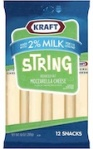 Kraft Polly-O-String Cheese
