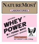 Naturemost Labs Whey Power
