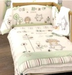 Olive & Henry Bedding Set
