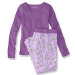 L.L. Bean Girl's Pajamas
