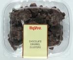 HyVee Chocolate Caramel Clusters