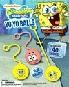 2759 - SpongebobSquarePantsYo-YoBalls
