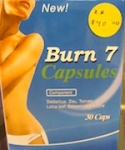 Burn 7 Dietary Supplement