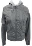 Yoki Girls Faux Leather Jackets