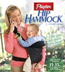 Playtex Hip Hammock Infant Carrier