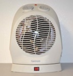Kenmore Oscillating Fan Heater