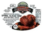 Gusto Packing Sliced Spiral Ham
