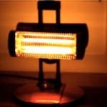 Go With Gio Halogen Heater