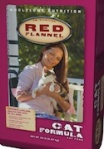 Red Flannel Cat Food