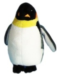 Plush Penguin Dolphin Seal Toys