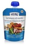 Heinz Canada Baby Food