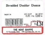 3303 - MeatShoppeShreddedCheese
