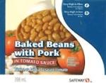 Safeway Baked Beans