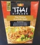 Thai Peanut Microwave Rice Noodles
