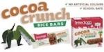 Cocoa Crunch Vanilla Crunch Rice Puff Bars