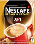 Nescafé 3 in 1 Brown Creamy Coffee Mix