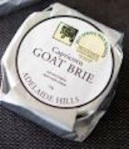 Charleston Capricorn Brie Cheese