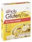 Simply Gluten Free Nut Free Cereal