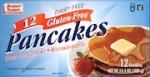 Market Basket Dairy-free, Gluten-free Pancakes