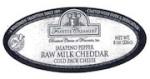 Jalapeño Pepper Raw Milk Cheddar Cheese