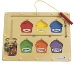 Children's Toy Sorting Board