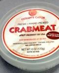3587 - Ocean'sCatchMincedCrabMeat