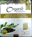 Sprouted Chia Seed Product Recall [Canada]