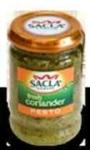 Sacla' Fresh Coriander Pesto Recall [UK]
