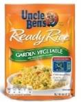 Uncle Ben's Ready Rice Garden Vegetable Recall [US]