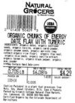 Natural Grocers Chunk Snack Bar Recall [US]