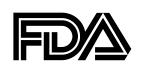 FDA Logo B&W