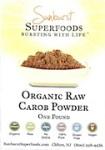 Sunburst Superfoods Organic Raw Carob Powder Recall [US]