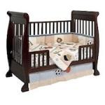 Wooden Baby Sleigh Cot Bed Recall [Australia]