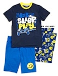 Joe Boxer 3-Piece PJ Set Recall [Canada]