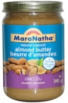 MaraNatha & Trader Joe's Almond & Peanut Butter Recall [Canada]