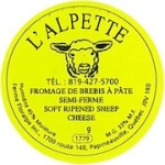 L'Alpette Cheese Recall [Canada]