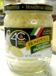 4C Grated Cheese HomeStyle Parmesan Recall [US]
