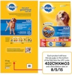 Pedigree Adult Complete Nutrition Dry Dog Food