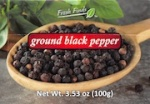 Fresh Finds Ground Black Pepper Recall [US]