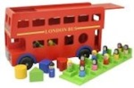 Jack 'n' Jill London Bus Toy Recall [Australia]